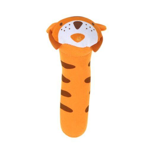 SAGACE SAGACE Baby Rattles Mobiles baby toys Toddler Children Kid Mobile play Animal plush BB Stick 4