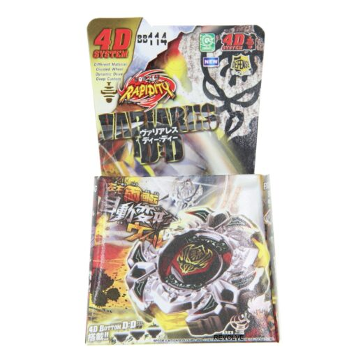 Scythe Kronos Metal Fight 4D Spinning Top BB 113 Kid Toy Drop Shopping 1