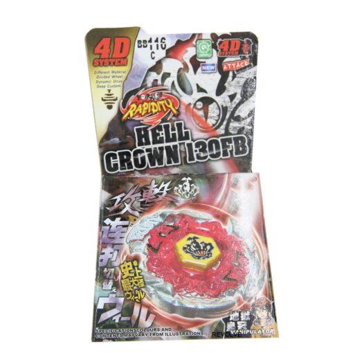 Scythe Kronos Metal Fight 4D Spinning Top BB 113 Kid Toy Drop Shopping 4