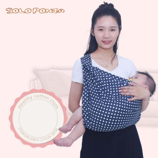 Soft Infant Wrap 0 3Y Baby Carrier Sling For Newborns Breathable Wrap Hipseat Breastfeed Birth Nursing