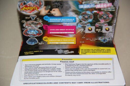 Spinning Top Factory 4D L Drago Destroy Destructor Fury Starter Set Metal Fusion spin 2