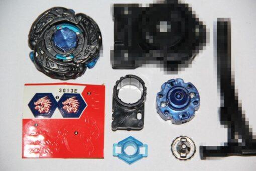 Spinning Top Factory 4D L Drago Destroy Destructor Fury Starter Set Metal Fusion spin 4