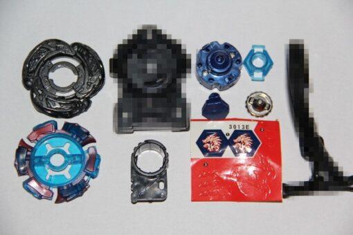 Spinning Top Factory 4D L Drago Destroy Destructor Fury Starter Set Metal Fusion spin 5