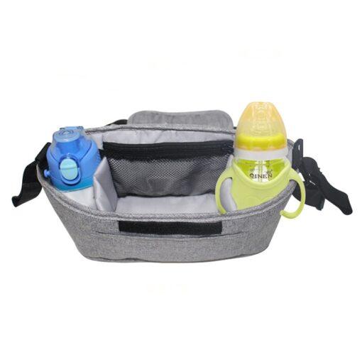 Stroller Bag Pram Stroller Organizer Baby Stroller Accessories Stroller Cup Holder Cover Trolley Organizer Babies Accessories 10