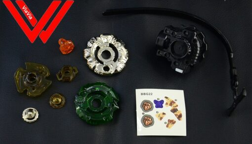 Strong Metal Beyblades Spinning toy Top Bey Zero G Series BBG10 Guardian Reviser 160SB 1