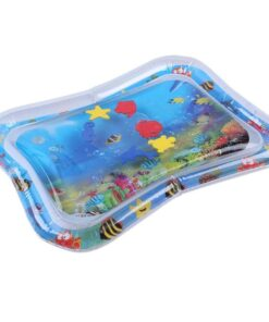 Summer Baby Inflatable Patted Pad Infant Water for Baby Activity Ice Mat Cushion Toy with Inflator 4
