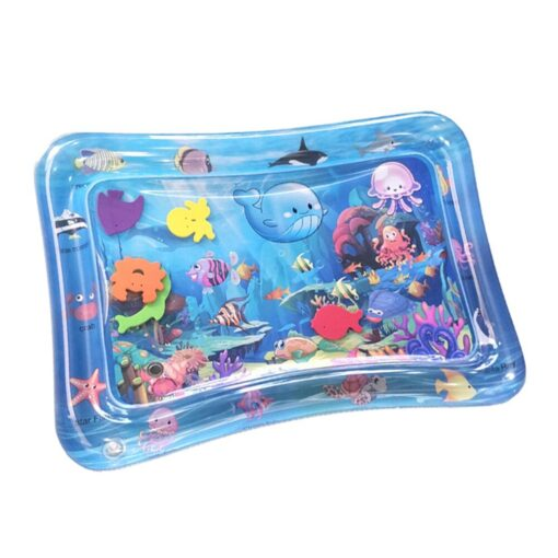 Summer Infant Ice Patted Cushion Water Baby Inflatable Mat Early Educational Toy Children Portable Interactive Present
