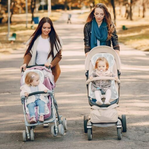 Summer Stroller Cooling Pad 3D Air Mesh Breathable Stroller Mat Mattress Car Seat Cover Cushion for 1