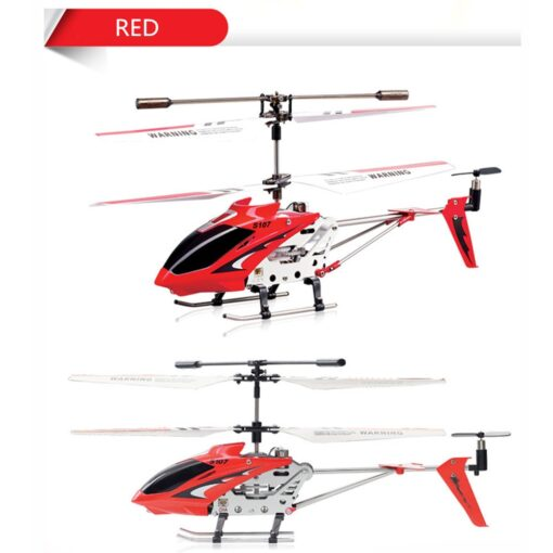 Syma S107G RC Helicopter 3 5CH Alloy Copter Quadcopter Built in Gyro Helicopter 1