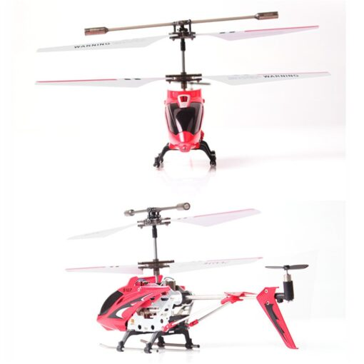 Syma S107G RC Helicopter 3 5CH Alloy Copter Quadcopter Built in Gyro Helicopter 2