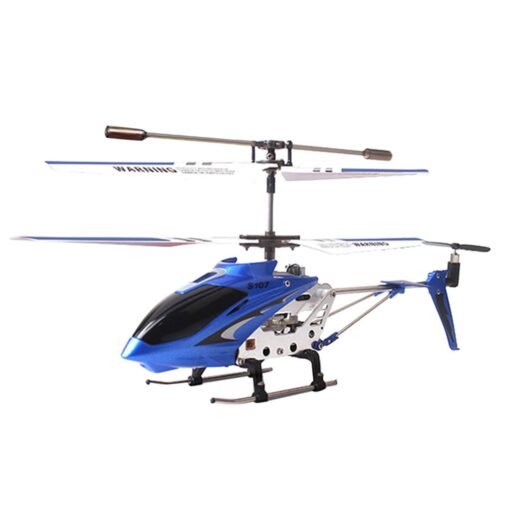 Syma S107G RC Helicopter 3 5CH Alloy Copter Quadcopter Built in Gyro Helicopter toys for children 1