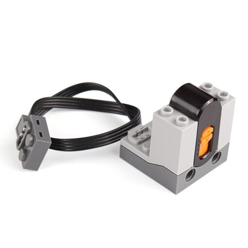Technical Power Functions Servo Motor Polarity Switch train electric motor PF Speed Remote Control Receiver Battery 4