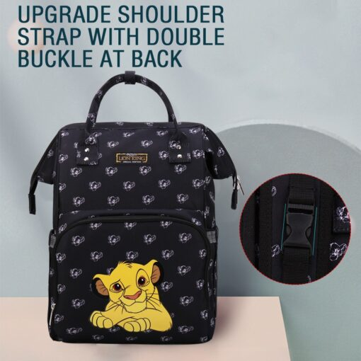 The Lion King Simba Diaper Bag Baby Travel Back Mommy Bag For Baby Carts Stroller Mummy 3
