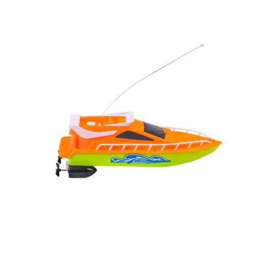 Twin Motor High Speed Boat Easy To Use Remote Control Ship Toys For kids toys for 1