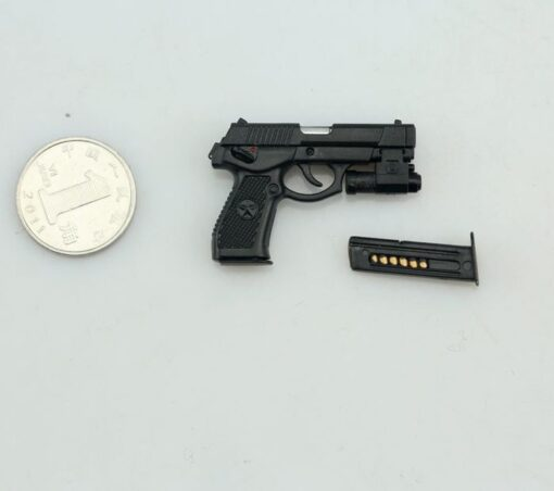 US 1 6 Scale Solider weapon QSZ92 Semi automatic Pistol Rifle Gun guns weapon Model for 2