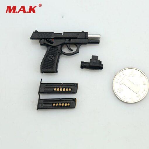 US 1 6 Scale Solider weapon QSZ92 Semi automatic Pistol Rifle Gun guns weapon Model for