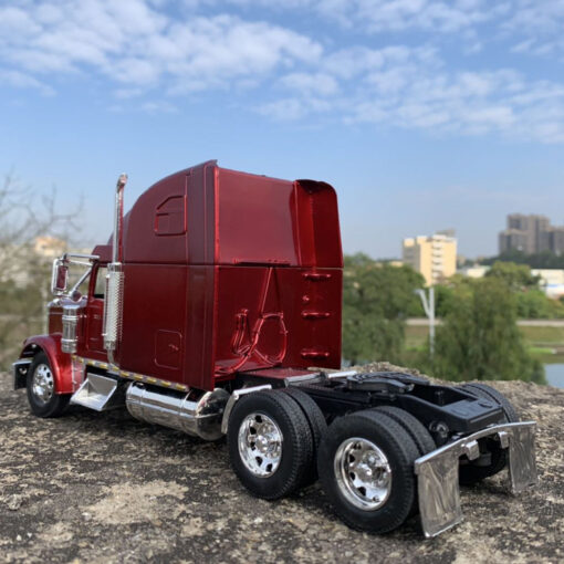 USA truck tractor 1 32 diecast metal alloy vehicle American heavy trailer Trailer head model toys 3