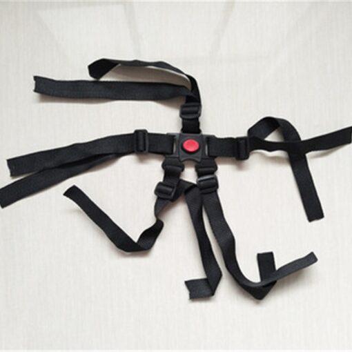 Universal Baby 5 Point Harness Safe Belt Seat Belts For Stroller High Chair Pram Buggy Children 5