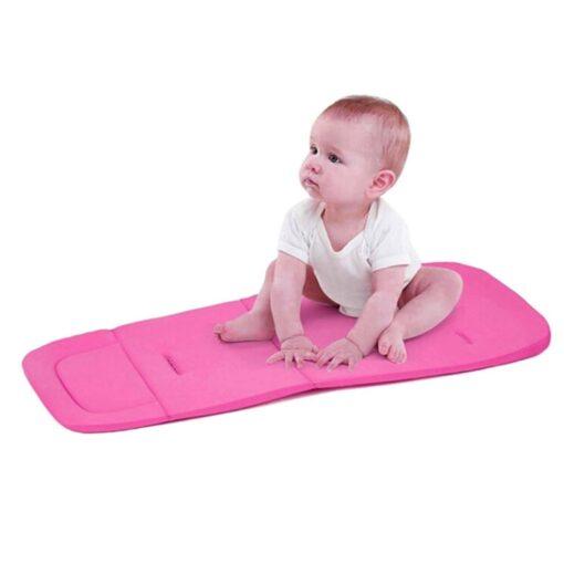 Universal Baby Kids Soft Stroller Pram Pushchair Car Seat Liner Pad Breathable Cushion Mat Stroller Accessories 3