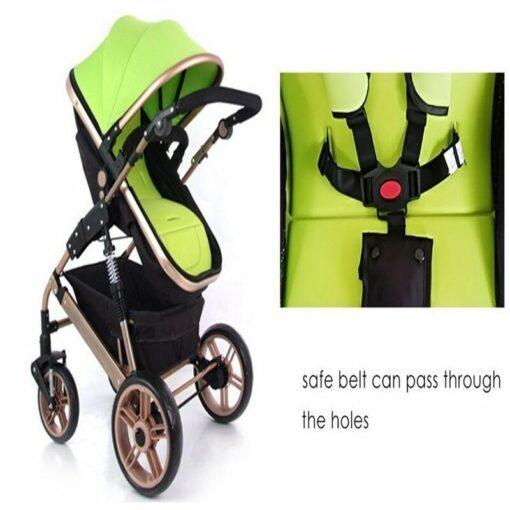 Universal Baby Kids Soft Stroller Pram Pushchair Car Seat Liner Pad Breathable Cushion Mat Stroller Accessories 5