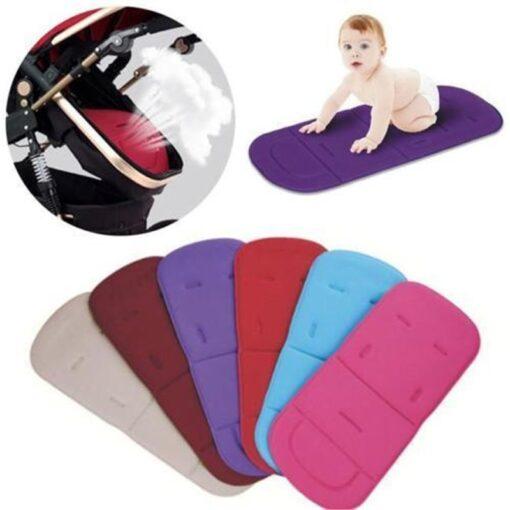 Universal Baby Kids Soft Stroller Pram Pushchair Car Seat Liner Pad Breathable Cushion Mat Stroller Accessories