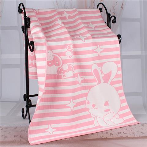 Variety Pattern Cotton Muslin Baby Blanket Newborn Infant Swaddle Bath Towel Soft Sleep Quilt 3 Layers 3