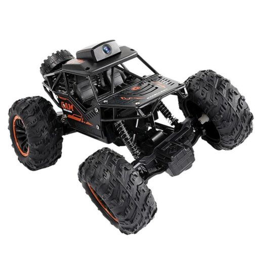 WIFI FPV Off road Remote Control Car With 720P Camera RC Car Toys High Speed Remote 4