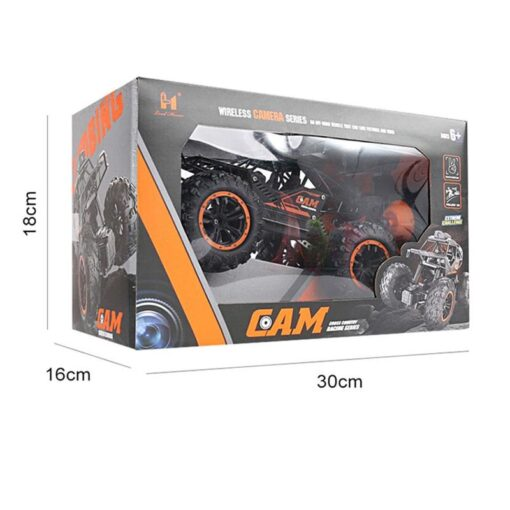 WIFI FPV Off road Remote Control Car With 720P Camera RC Car Toys High Speed Remote 5
