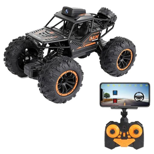 WIFI FPV Off road Remote Control Car With 720P Camera RC Car Toys High Speed Remote