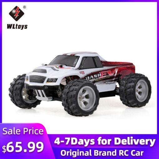 WLtoys RC Car A979 B 70KM H High Speed Racing Car 1 18 2 4G 4WD
