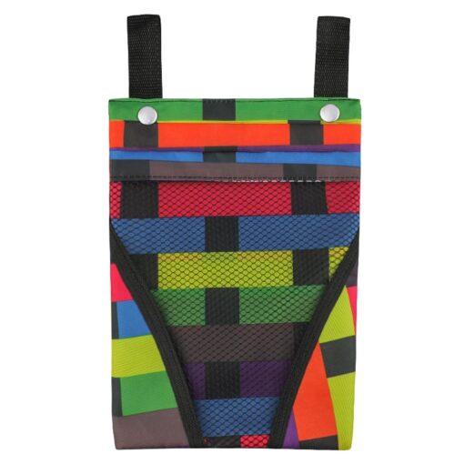 Waterproof Front Storage Bag Kids Stroller Basket Mobile Phone Water Cup Storage Bags for Pram Bags