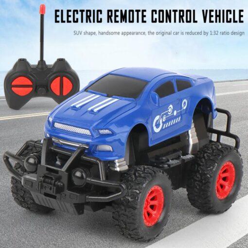 Wireless Remote Control Car Four channel 1 32 Mini Electric Wireless Remote Control Car Color Random 2