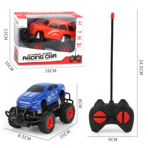 Wireless Remote Control Car Four channel 1 32 Mini Electric Wireless Remote Control Car Color Random 5