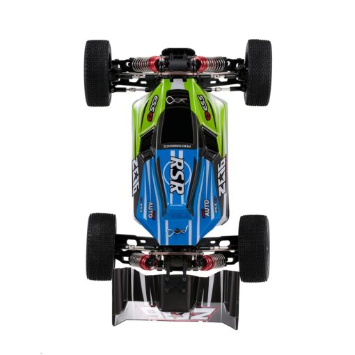 Wltoys XKS 144001 RC Car 60km h High Speed 1 14 2 4GHz RC Buggy 4WD 8