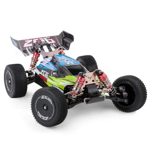 Wltoys XKS 144001 RC Car 60km h High Speed 1 14 2 4GHz RC Buggy 4WD 9