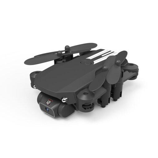 XKJ 2020 New Mini Drone 4K 1080P HD Camera WiFi Fpv Air Pressure Altitude Hold Black 2