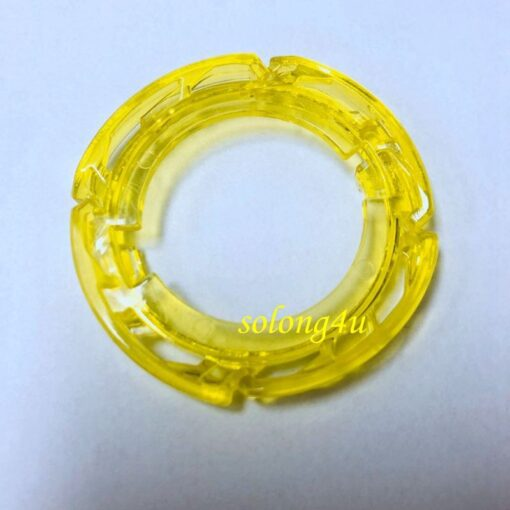 Yellow Expand Frame Battle Ring Energy Ring