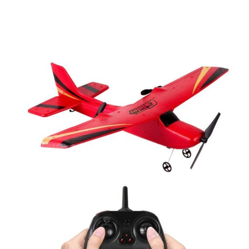 Z50 2 4G 2CH Gyro RTF Remote Control Glider 350mm Wingspan EPP Micro Indoor RC Airplane 2