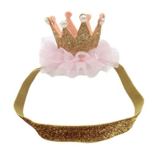 baby girl hair accessories baby headbands flower crown kids elastic hair bands hair ties headband baby 2
