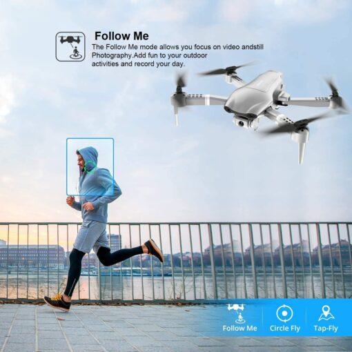 drone GPS 4K 5G WiFi live video FPV 4K 1080P HD Wide Angle Camera Foldable Altitude 3