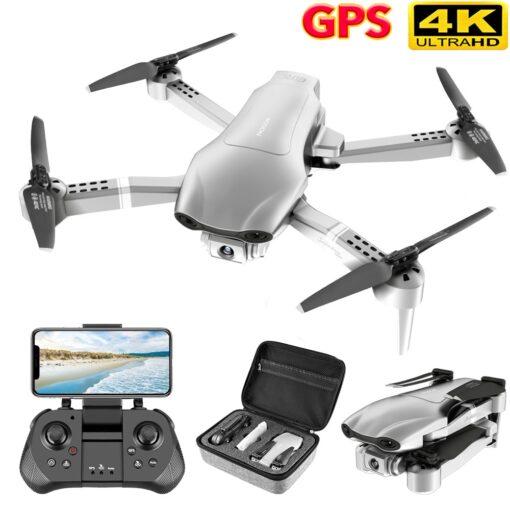 drone GPS 4K 5G WiFi live video FPV 4K 1080P HD Wide Angle Camera Foldable Altitude
