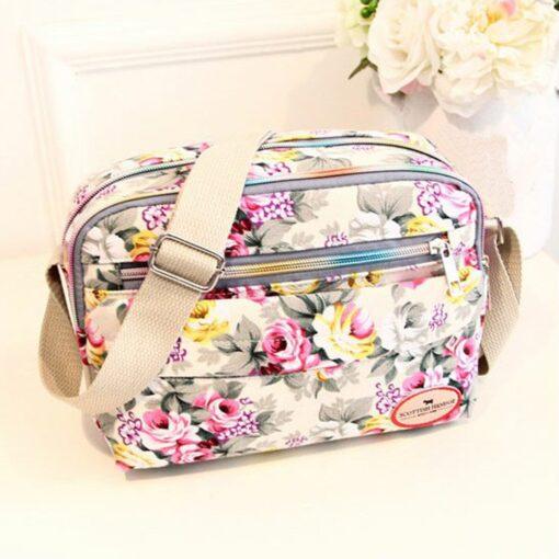 fashion Women Canvas Bag Capital Baby Bags for Mom Shoulder Bag Adjustable Strap Backpack Portable Maternity 2