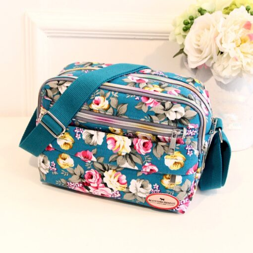 fashion Women Canvas Bag Capital Baby Bags for Mom Shoulder Bag Adjustable Strap Backpack Portable Maternity
