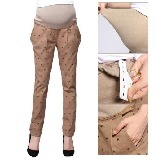 maternity work pants pregnancy pants extender maternity office wear clothing fashion maternity trousers adjuster premama clothes
