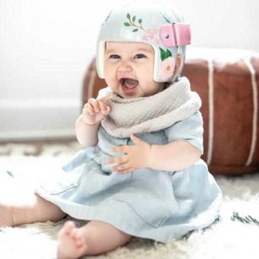 silicone slab Newborn Infant Cotton Gauze Scarf Bib Organic Cotton Bib Scarf Baby Bandana Kids Soft 1